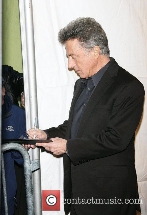 Dustin Hoffman and Fox 5