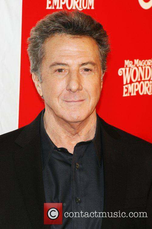 Dustin Hoffman and Fox 7