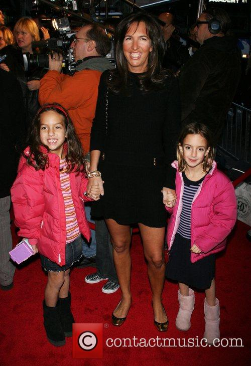 Liz Lange and daughters World premiere of Fox...