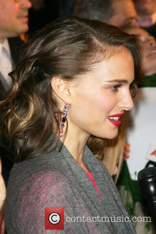 Natalie Portman and Fox 9
