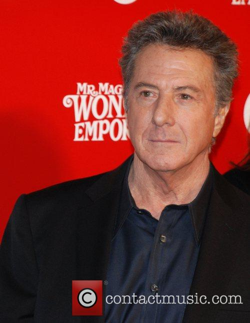 Dustin Hoffman and Fox 9