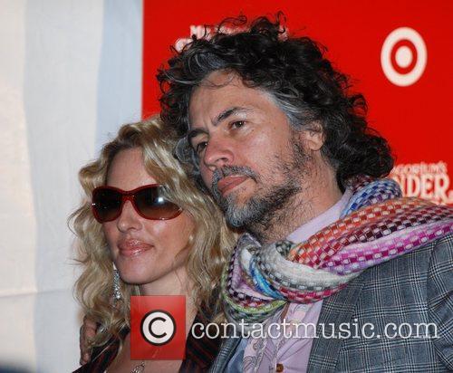 Michelle Coyne and Wayne Coyne World premiere of...