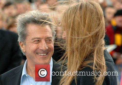 Dustin Hoffman with daughter Alexandra  Mr. Magorium's...