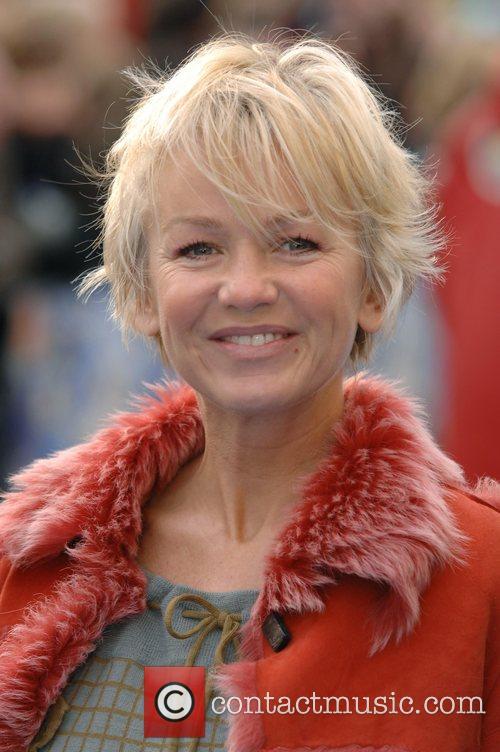 Lisa Maxwell UK film premiere of 'Mr Magorium's...