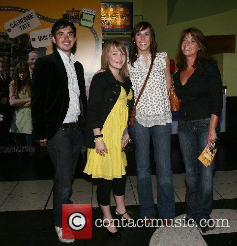 Alex Carter, Deena Payne and Verity Rushworth 3