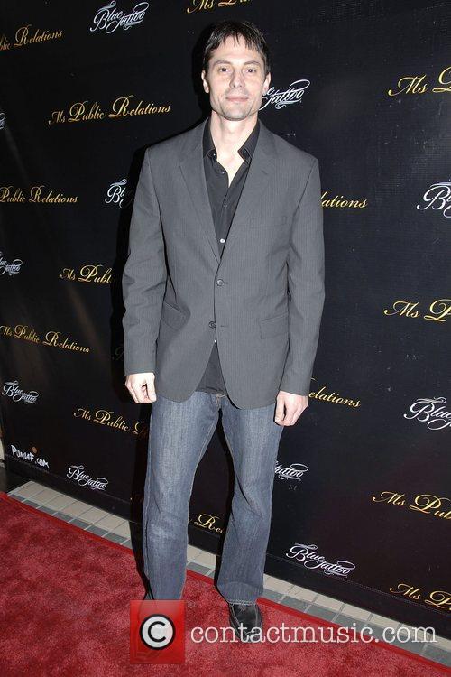 Jeff Shepard Ms Public Relations 2008 Pre-Oscar Gifting...