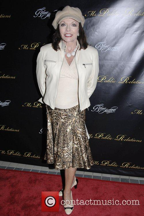 Joan Collins Ms Public Relations 2008 Pre-Oscar Gifting...
