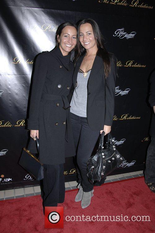 Nicola Collins & Teena Collins Ms Public Relations...