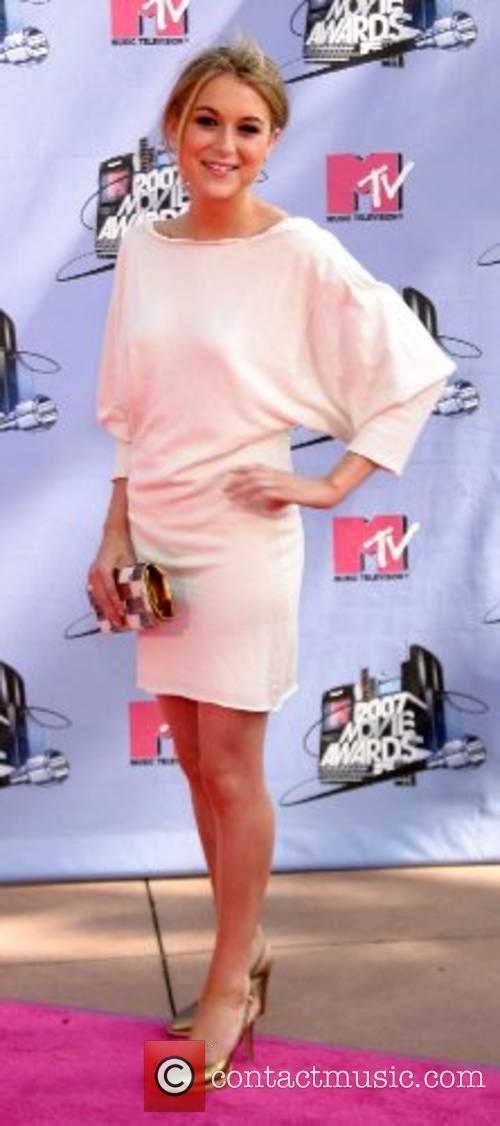 Alexa Vega MTV Movie Awards 2007 at the...