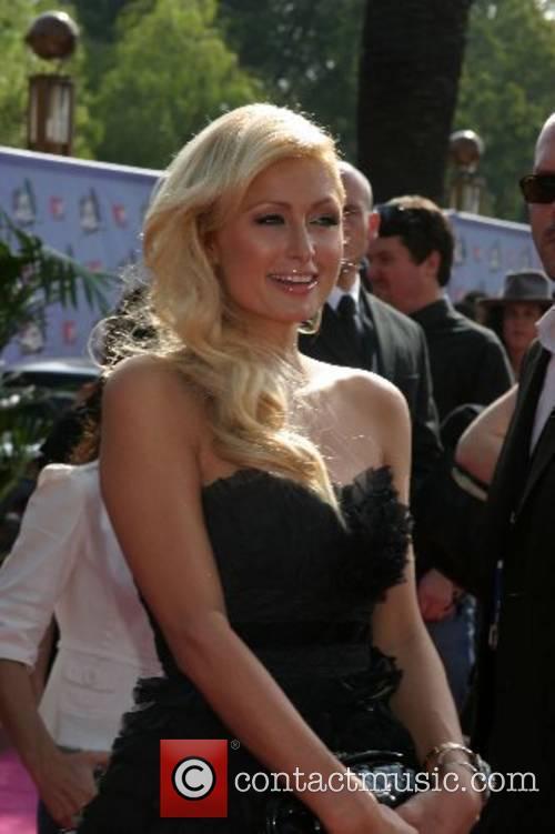 Paris Hilton  MTV Movie Awards 2007 at...
