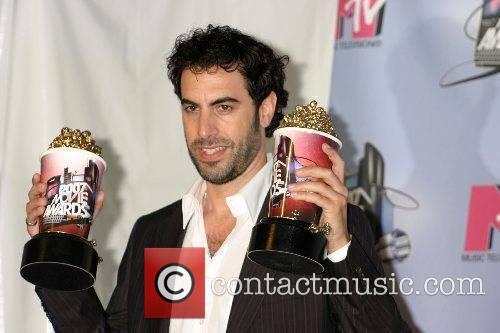 Sacha Baron Cohen MTV Movie Awards 2007 at...