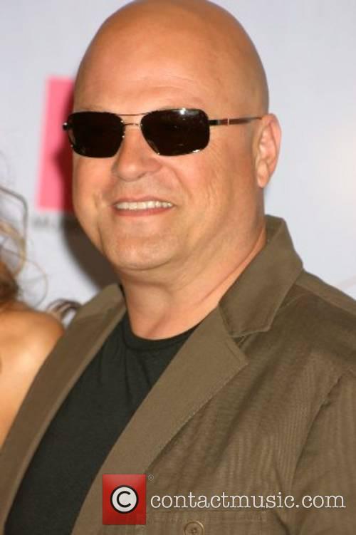 Michael Chiklis MTV Movie Awards 2007 at the...