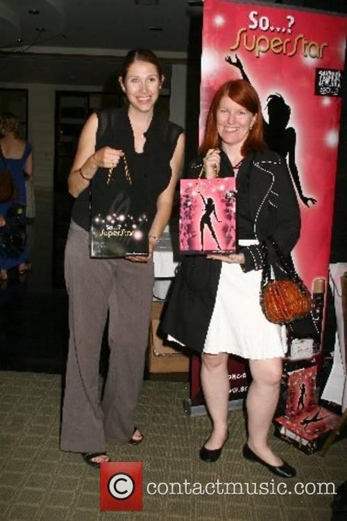Kate Flannery and guest Melanie Segal's 2007 MTV...