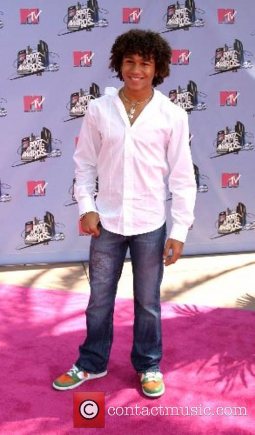 Corbin Bleu '2007 MTV Movie Awards' at the...