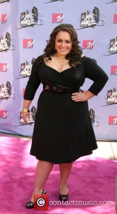 Nikki Blonsky '2007 MTV Movie Awards' at the...