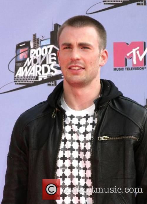 Chris Evans '2007 MTV Movie Awards' at the...