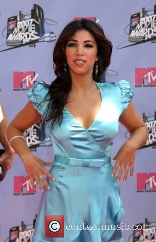 Adrianna Costa '2007 MTV Movie Awards' at the...