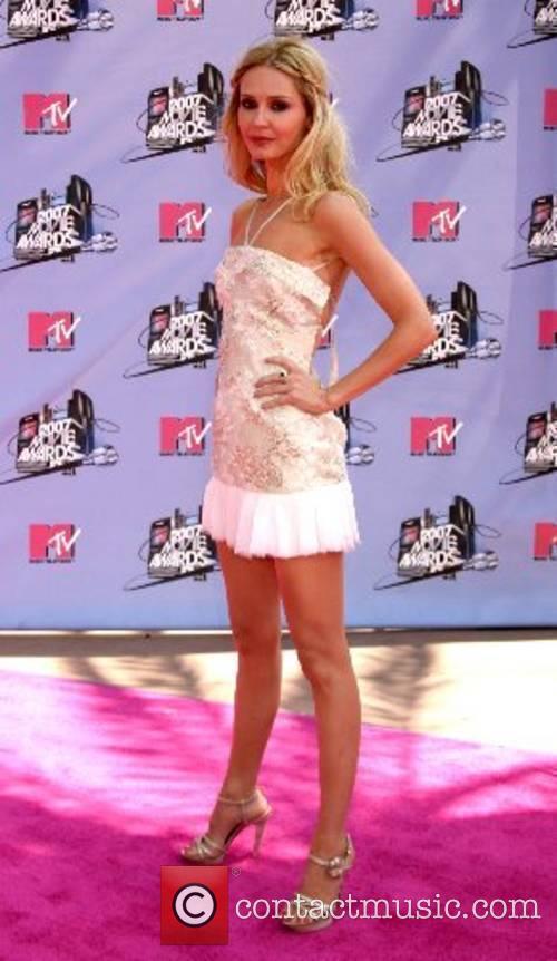 Vanessa Branch '2007 MTV Movie Awards' at the...