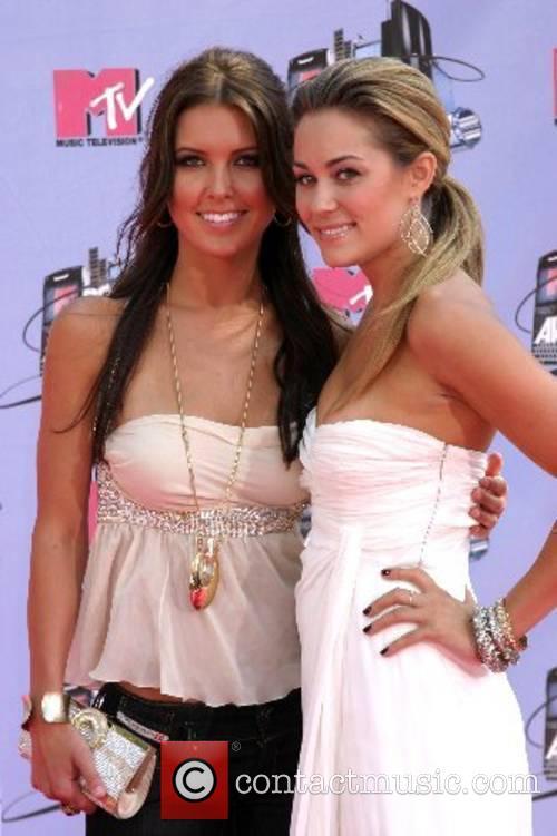 Audrina Patridge and Lauren Conrad '2007 MTV Movie...