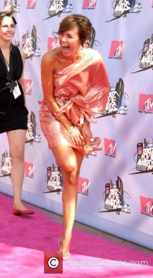 Arielle Kebbel '2007 MTV Movie Awards' at the...