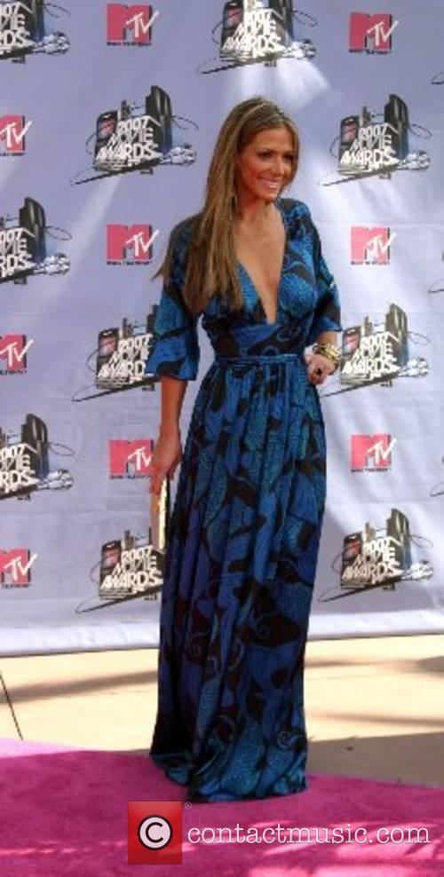 Debbie Matenopoulos '2007 MTV Movie Awards' at the...
