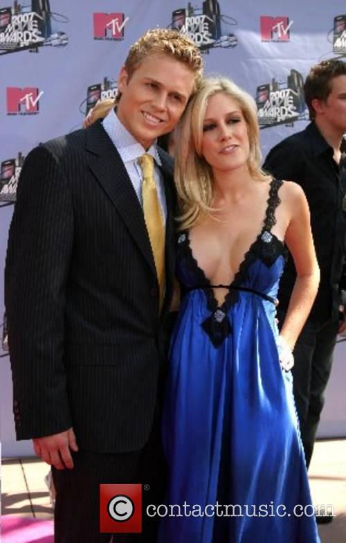 Spencer Pratt and Heidi Montag '2007 MTV Movie...
