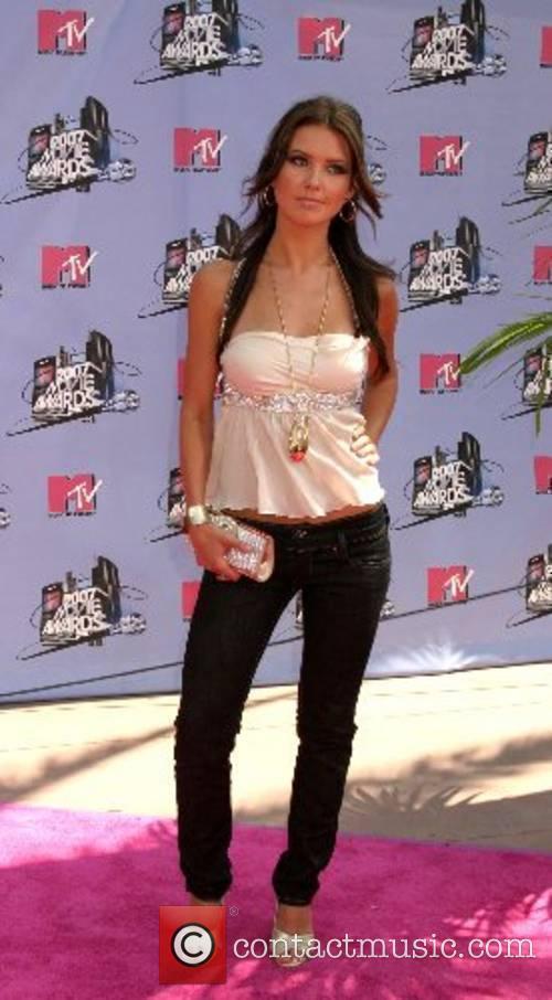 Audrina Patridge '2007 MTV Movie Awards' at the...
