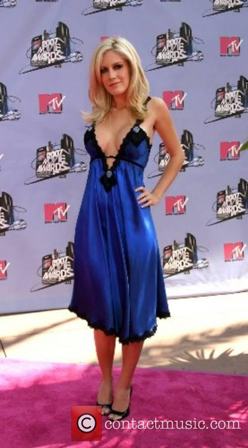 Heidi Montag '2007 MTV Movie Awards' at the...