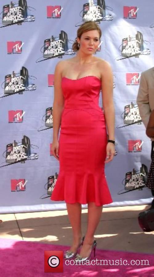 Mandy Moore '2007 MTV Movie Awards' at the...