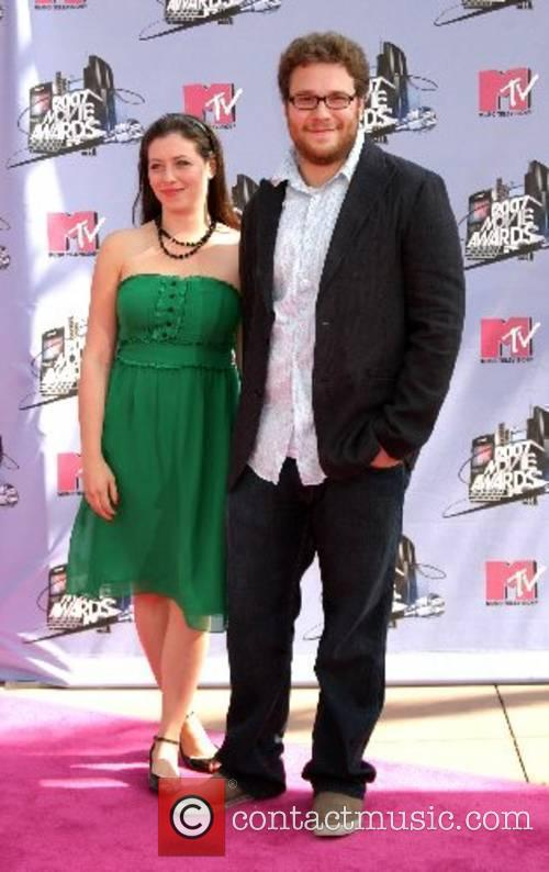 Seth Rogen and guest '2007 MTV Movie Awards'...