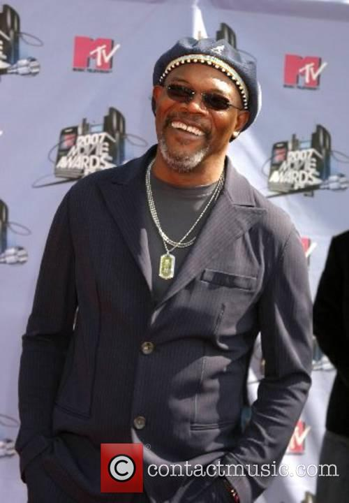 Samuel L Jackson '2007 MTV Movie Awards' at...