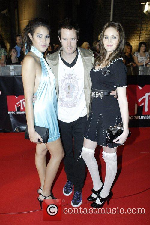 Rebecca Jobson, Jonathan Pease and Alyce Crawford MTV...