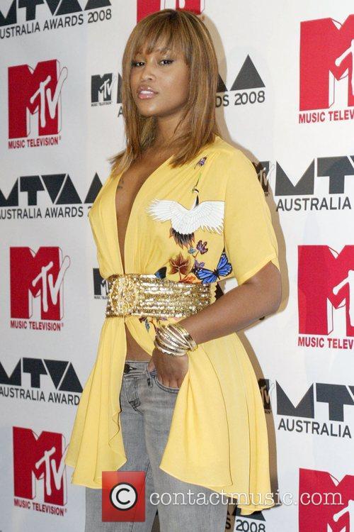 Eve MTV Awards Australia 2008 Photocall Sydney, Australia