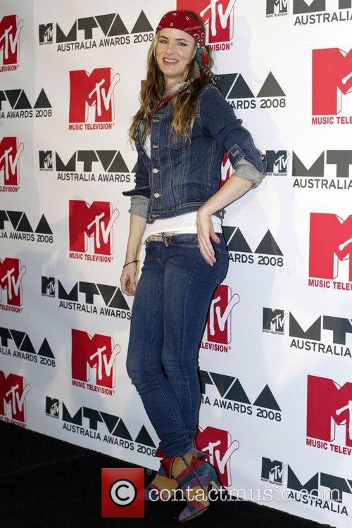 Juliette Lewis MTV Awards Australia 2008 Photocall Sydney,...