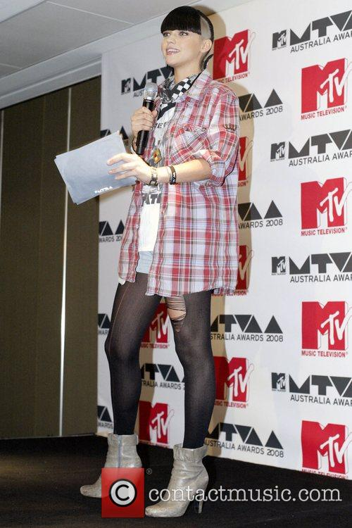 MTV Awards Australia 2008 Photocall