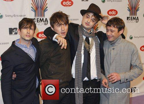MTV Europe Music Award 2007 at Olympiahalle -...