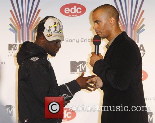 Wyclef Jean and Patrice Bouedibela 11