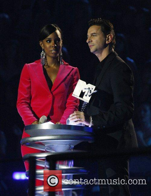 Kelly Rowland and Dave Gahan 4