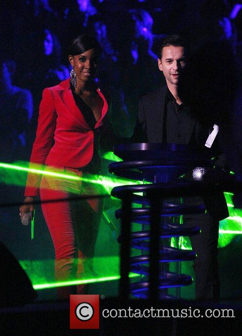 Kelly Rowland and Dave Gahan 5