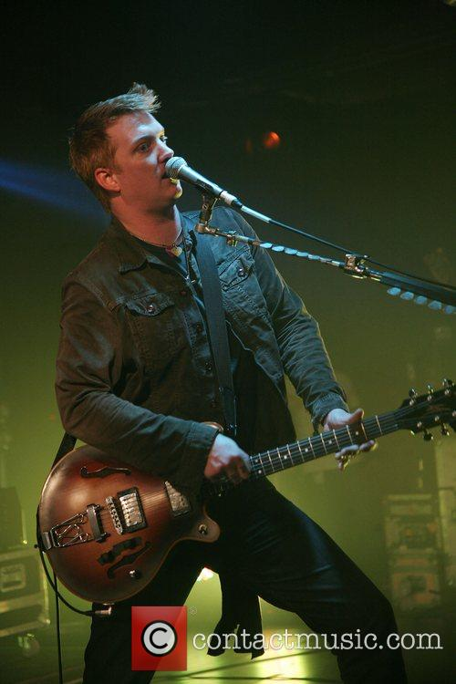 Queens Of The Stone Age and Mtv 5