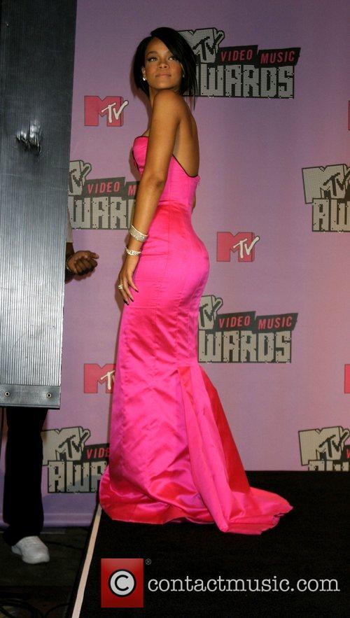 Rihanna, Las Vegas and Mtv 5