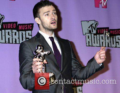 Justin Timberlake, Las Vegas, MTV, MTV Video Music Awards