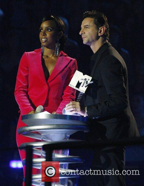 Kelly Rowland and Dave Gahan 3
