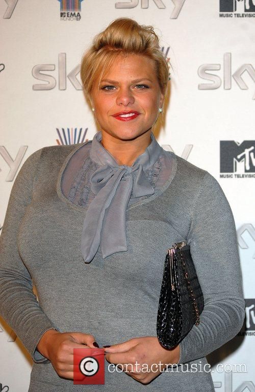 Jade Goody and MTV 4