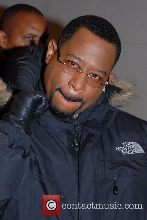 Martin Lawrence and Mtv 2