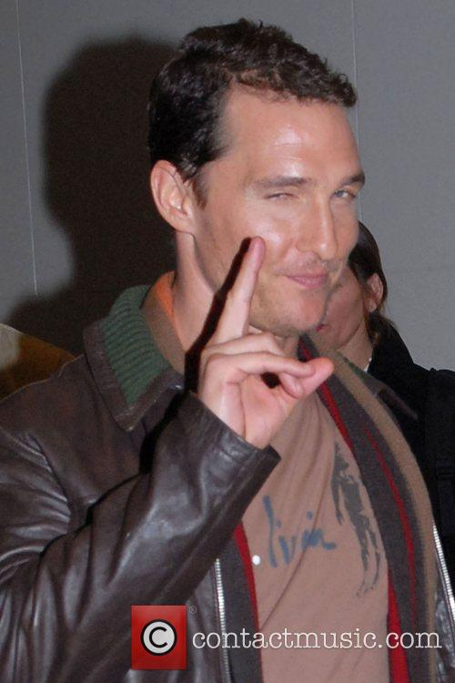 Matthew Mcconaughey and Mtv 3