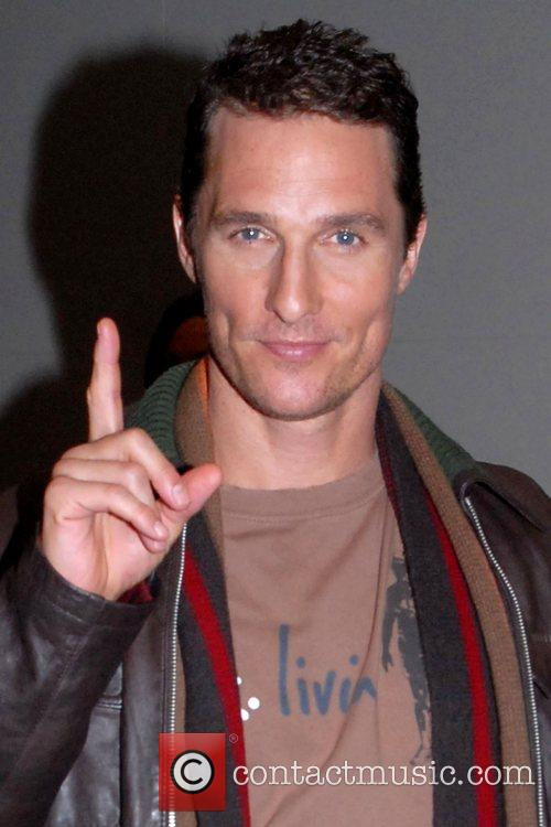 Matthew Mcconaughey and Mtv 2