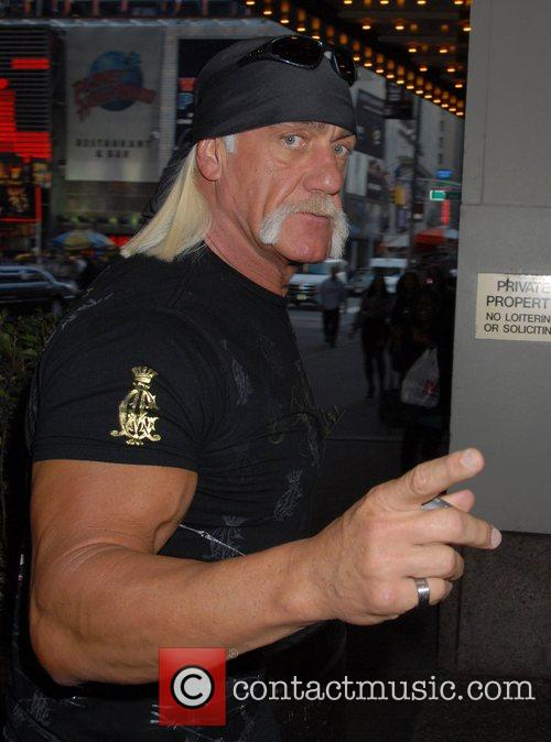 Hulk Hogan and Mtv 4