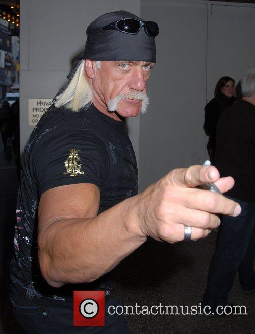 Hulk Hogan and Mtv 2