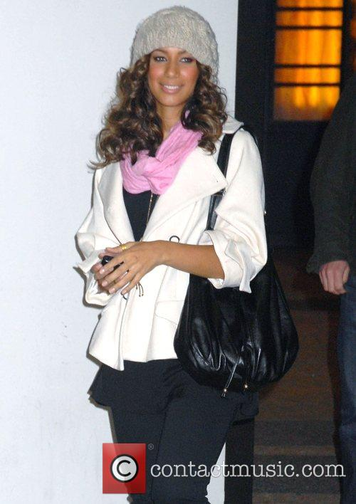Leona Lewis and Mtv 2